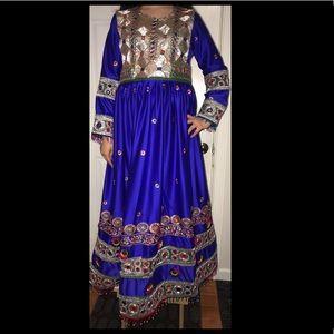 Dresses & Skirts - Afghan dress brand new